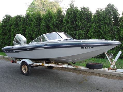 Checkmate Boats by Checkmate Diplomat 17 1982 For Sale For 1 Boats From
