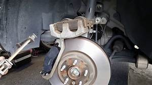 How To  Change Brakes On 2013 Ford Explorer Xlt
