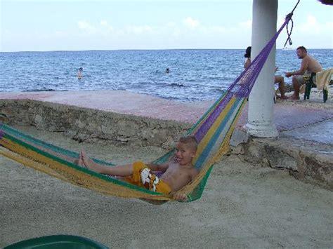 Relaxing On Hammock by Relaxing On A Hammock Picture Of Playa Corona Corona