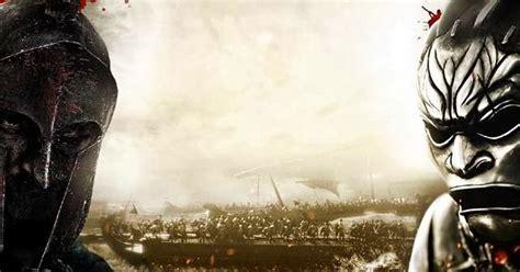 Spartani Contro Persiani by Grandi Guerrieri 300 La Battaglia Di Salamina Il Tao