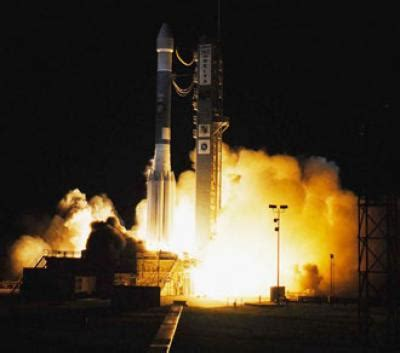 Rocket launches may need regulation to prevent ozone ...