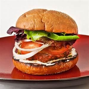 Beef, Beer & Fresh Rosemary Burgers