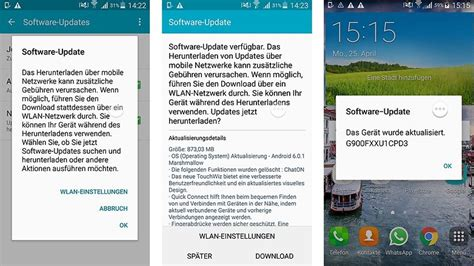 android software update samsung galaxy s5 und s5 neo android update androidpit
