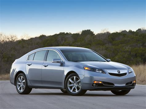 Acura TL : 2014 Acura Tl Reviews And Rating