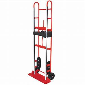 Shop Milwaukee Steel Appliance Hand Truck at Lowes com