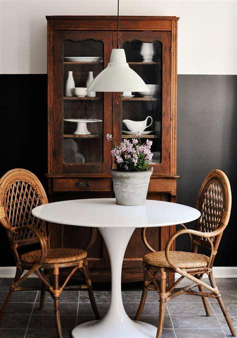 wicker dining chairs ideas  pinterest wicker