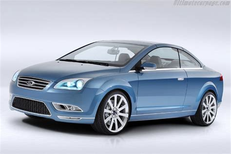 ford focus vignale concept images specifications