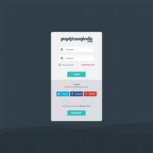 Login Page Template In Asp Net Free Download Psd Login Form And Register Form Template Free Download