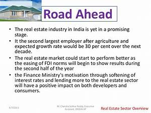 Real estate sector overview