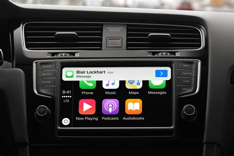 Here Are All The Cars With Carplay, Apple's Infotainment