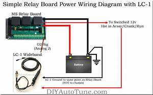 Megasquirt Relay Board Wiring Diagram