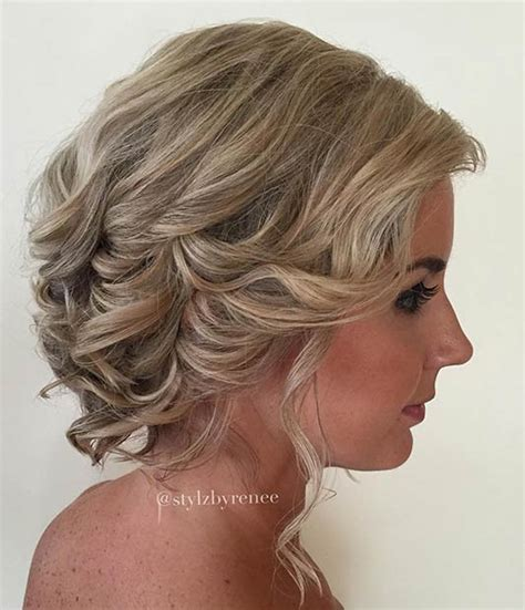 wedding hairstyles  short  mid length hair page