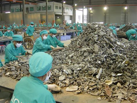 metal sorters  shanghai  atlantic