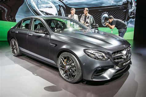 2018 Mercedesamg E63, E63s Unveiled Ahead Of La Debut