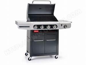 Barbecue Gaz Avec Plancha Et Grill : barbecook siesta 412 avec plancha pas cher barbecue gaz ~ Melissatoandfro.com Idées de Décoration