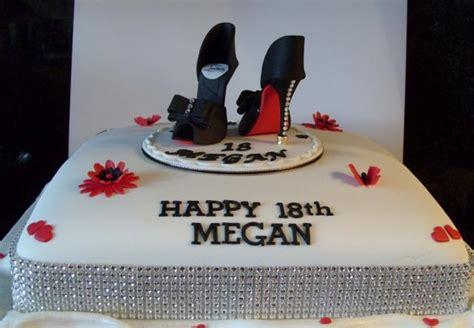 white  level rectangular womans birthday cake