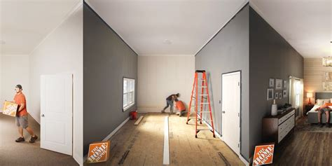 home depot packs  diy projects start  finish