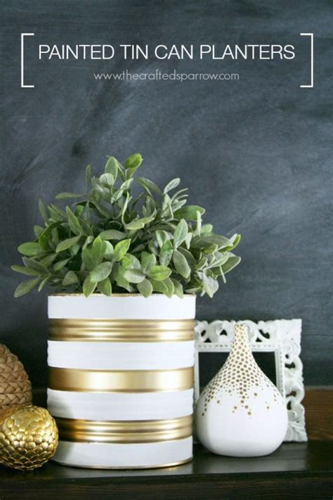 genius diy ideas   tin cans