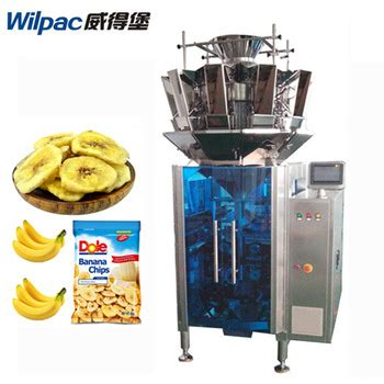 plantainbanana chips automatic check weigher filling sealing packaging machine buy plantain
