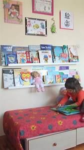 Etagere Livre Bebe : etagere livres chambre enfant ribba ikea chambre enfant pinterest ikea livre et enfants ~ Teatrodelosmanantiales.com Idées de Décoration