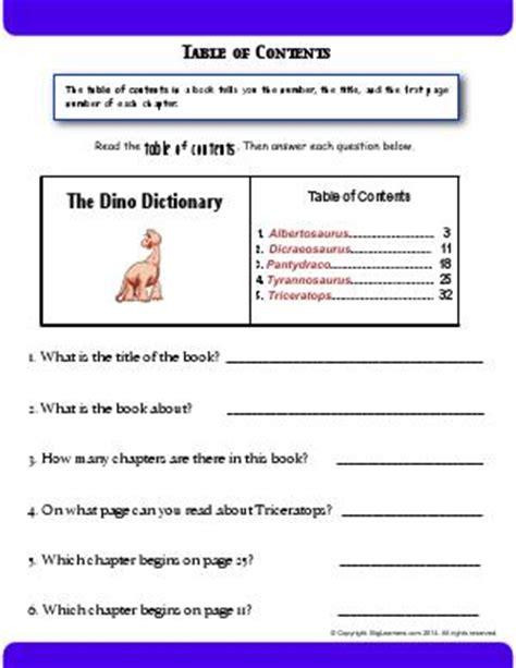 reading comprehension second grade english worksheets