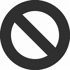 Cancel Icon | Mono General 1 Iconset | Custom Icon Design