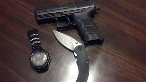 custom ar grip hk pistol style
