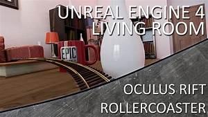 Oculus Rift | Living Room Rollercoaster - YouTube