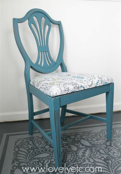 dining room chair makeover can decorate