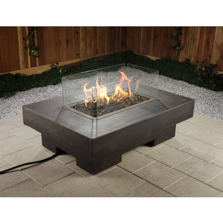 homes  gardens mason heights gas fire pit