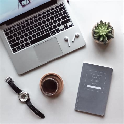 work notebook coffee  laptop hd photo  ben kolde