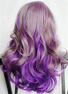 Top 20 Choices to DYE Your Hair Purple - Vpfashion