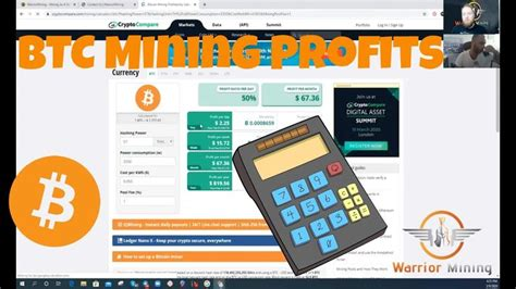 Enter the hash rate of your bitcoin mining hardware (mandatory). How To Calculate Bitcoin Mining Profitability ...