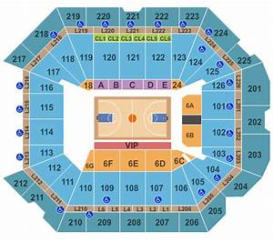 Petersen Events Center Seating Chart  U0026 Maps Pittsburgh