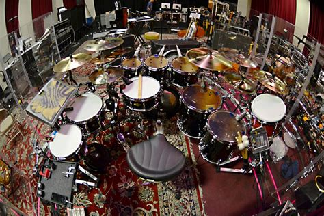 brian frasier moore pearl drums