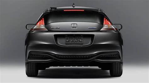 Honda Cr-z Hybrid R Concept [live Photos