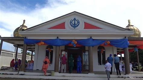 samabula sikh temple constructed  determination fbc news