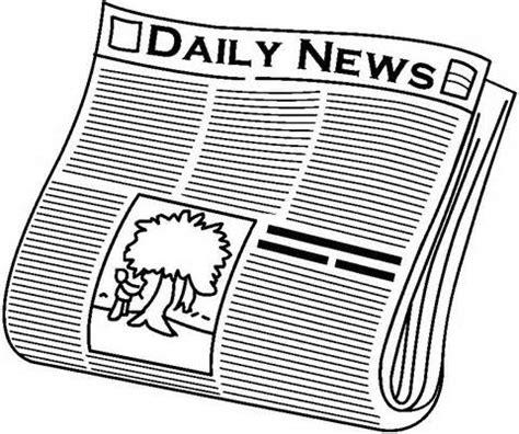 Newspaper Clipart Best Newspaper Clipart 8455 Clipartion