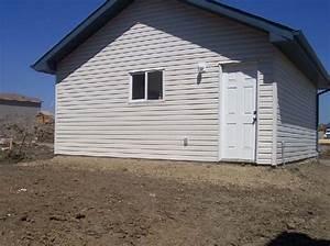 Grading For Detached Garage Or Building    City Of Edmonton