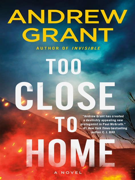 Too Close to Home - St. Charles City-County Library ...