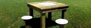 Table Jeux D Eau : table de jeux mobilier urbain ~ Melissatoandfro.com Idées de Décoration