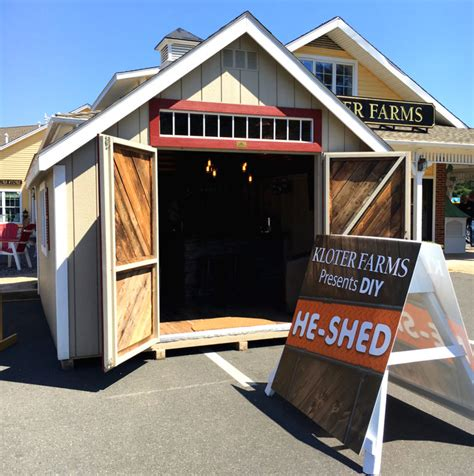 Kloter Farms Wood Sheds by The Kloter Farms He Shed Kloter Farms