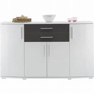 Tagesdecke Grau Weiß : sideboard wei grau online kaufen m max ~ Whattoseeinmadrid.com Haus und Dekorationen