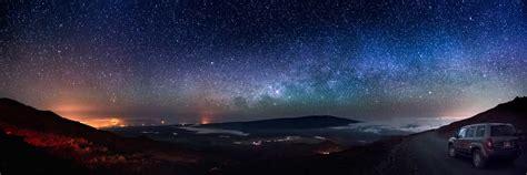stargazing  mauna kea travelage west
