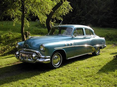 TREEDAWG 1952 Buick Special Specs, Photos, Modification ...