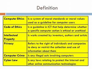 Fahrenheit 451 Essay Thesis Computer Ethics Essay Comparison Contrast Essay Example Paper also Thesis For Compare Contrast Essay Computer Ethics Essay Diversity In Education Essay Free Ethics Paper  High School Scholarship Essay Examples