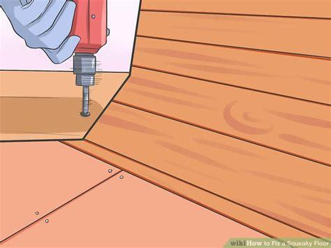 squeaky chipboard flooring fix  expert