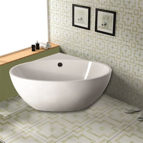 Spa Tubs For Bathroom by The Saia Corner Tub Delivers Spa Like Style With Its