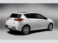Toyota Auris Hybrid 2013 Widescreen Exotic Car Pictures