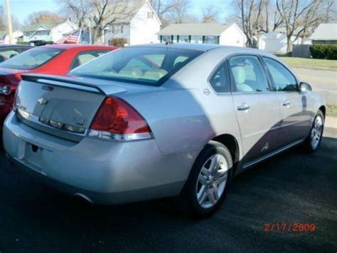 Sell Used 2007 Chevrolet Impala Ltz In 1301 N Mattis Ave